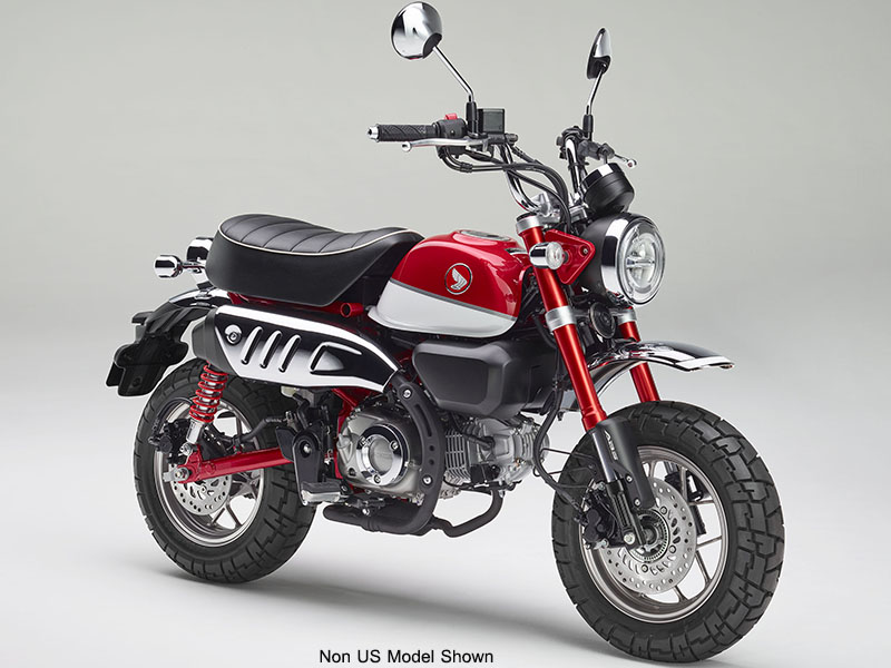 2019 Honda Monkey ABS in Berkeley, California - Photo 2