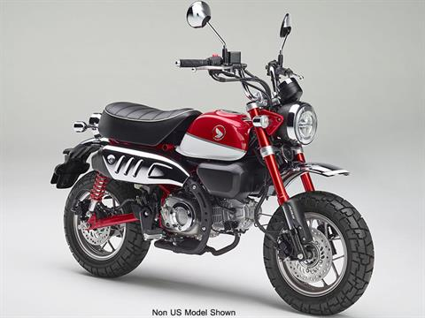 2019 Honda Monkey ABS in Stillwater, Oklahoma - Photo 2