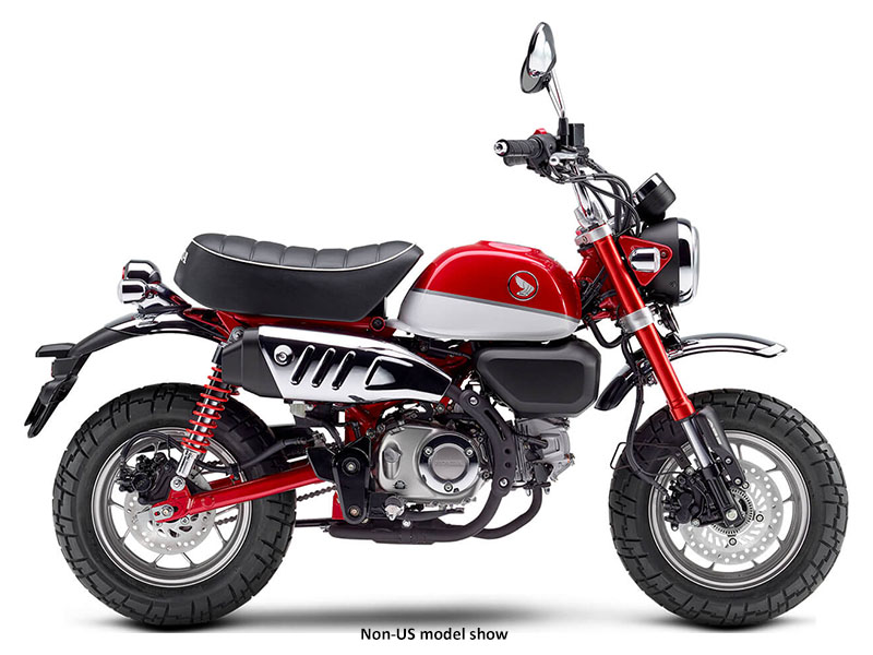2019 Honda Monkey ABS in Ukiah, California - Photo 1