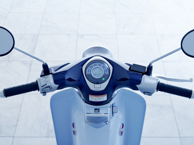 2019 Honda Super Cub C125 ABS in Amarillo, Texas