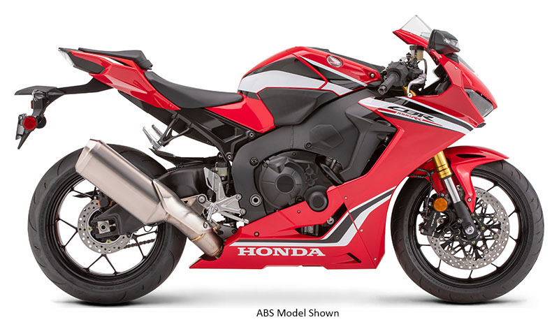 2019 Honda CBR1000RR in Sterling, Illinois - Photo 1