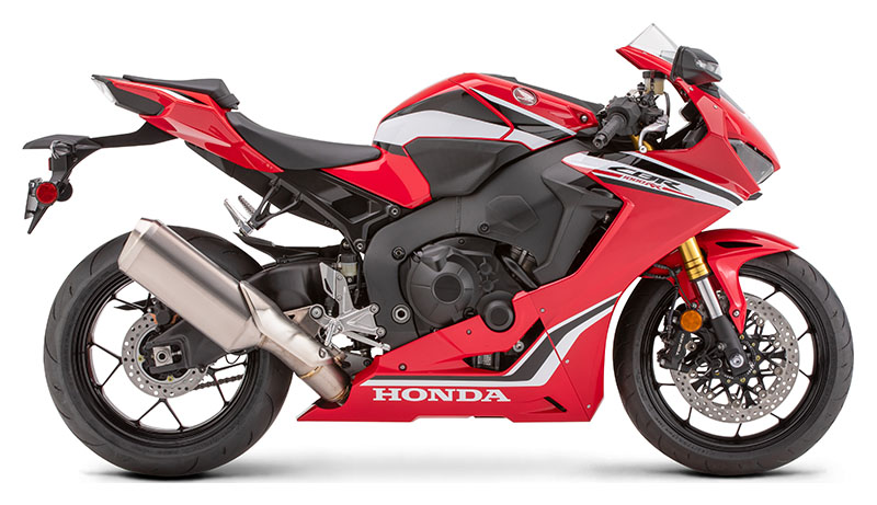 2019 Honda CBR1000RR ABS in Monroe, Michigan - Photo 1