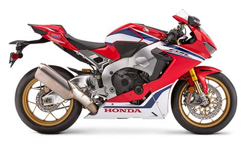 2019 Honda CBR1000RR SP in Concord, New Hampshire