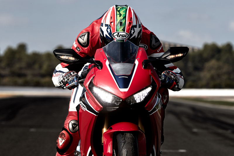 2019 Honda CBR1000RR SP in Lapeer, Michigan - Photo 4