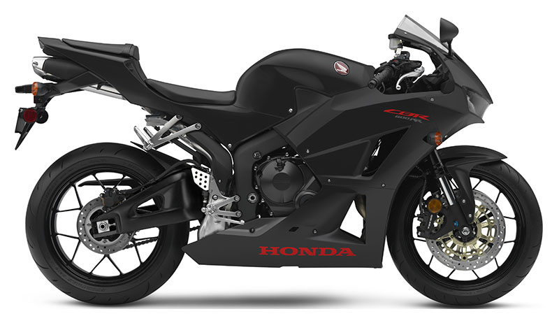 2019 Honda CBR600RR in Grass Valley, California