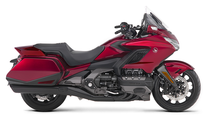 2019 Honda Gold Wing Automatic DCT in Dubuque, Iowa - Photo 1