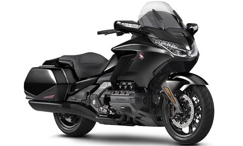 2019 Honda Gold Wing Automatic DCT in Crystal Lake, Illinois - Photo 2