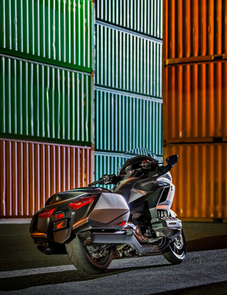 2019 Honda Gold Wing Automatic DCT in San Francisco, California - Photo 8
