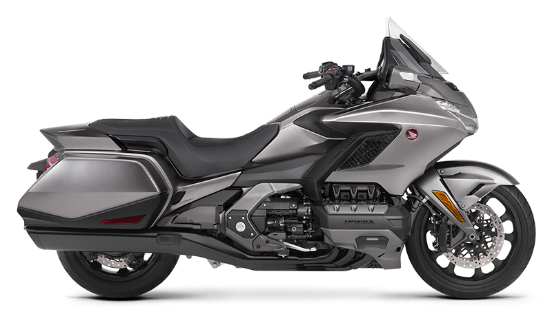 2019 Honda Gold Wing Automatic DCT in Ukiah, California - Photo 1