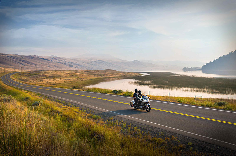 2019 Honda Gold Wing Automatic DCT in Lincoln, Maine - Photo 5