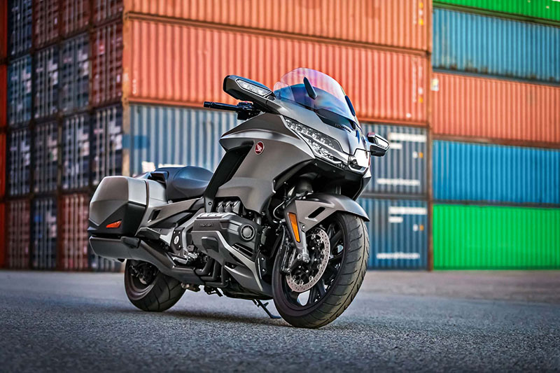 2019 Honda Gold Wing Automatic DCT in Lincoln, Maine - Photo 6