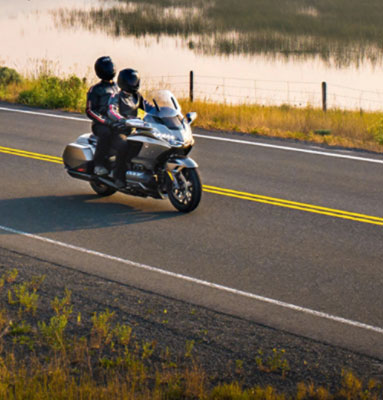2019 Honda Gold Wing Tour in Baldwin, Michigan