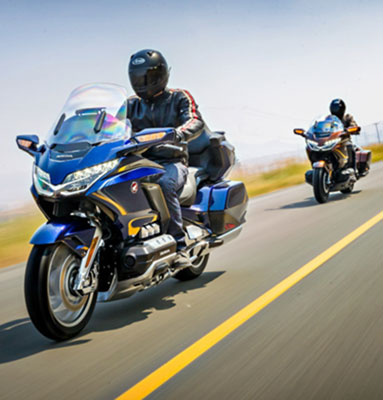 2019 Honda Gold Wing Tour in Watseka, Illinois
