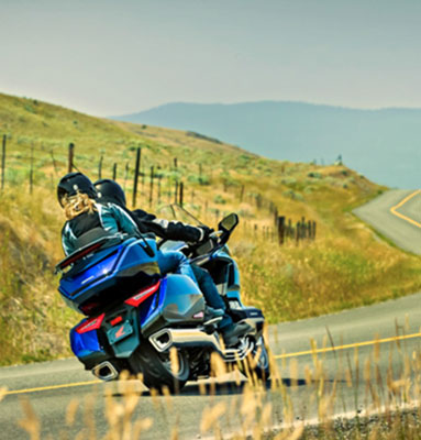 2019 Honda Gold Wing Tour in Redding, California
