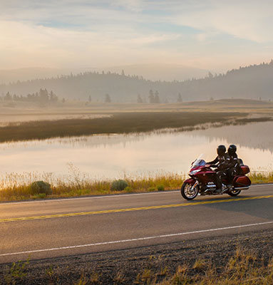 2019 Honda Gold Wing Tour in Missoula, Montana