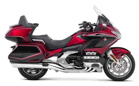 2019 Honda Gold Wing Tour Airbag Automatic DCT in Keokuk, Iowa
