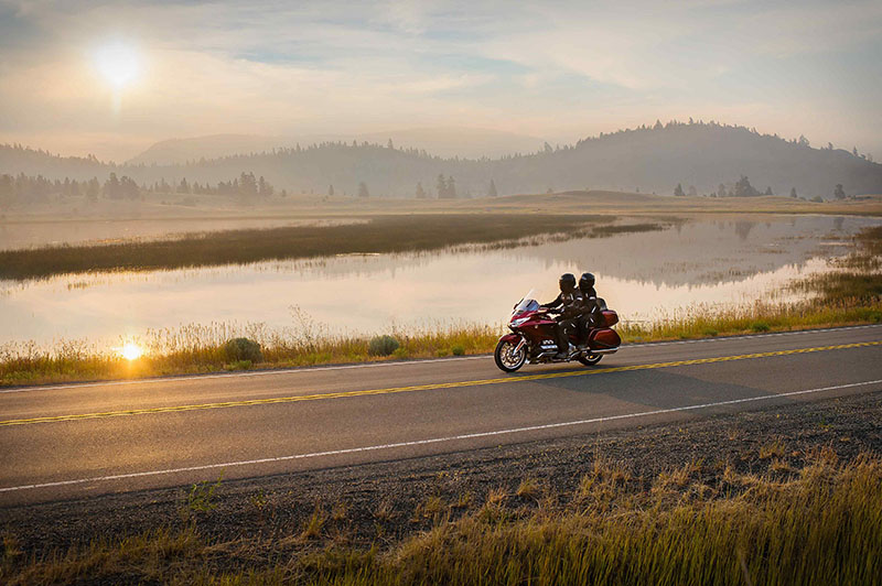 2019 Honda Gold Wing Tour Airbag Automatic DCT in Wenatchee, Washington - Photo 3