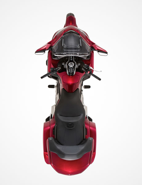 2019 Honda Gold Wing Tour Airbag Automatic DCT in Hendersonville, North Carolina - Photo 10