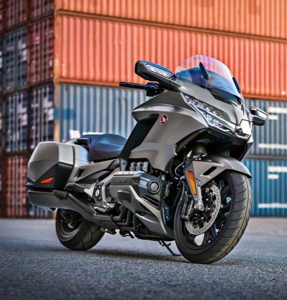 2019 Honda Gold Wing Tour Automatic DCT in Bakersfield, California - Photo 6