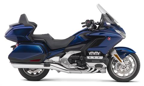 2019 Honda Gold Wing Tour Automatic DCT in Freeport, Illinois - Photo 1
