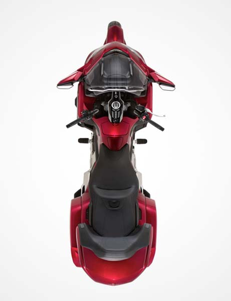 2019 Honda Gold Wing Tour Automatic DCT in Brilliant, Ohio