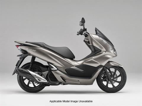 2019 Honda PCX150 ABS in Augusta, Maine - Photo 1