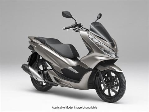 2019 Honda PCX150 ABS in Augusta, Maine - Photo 2