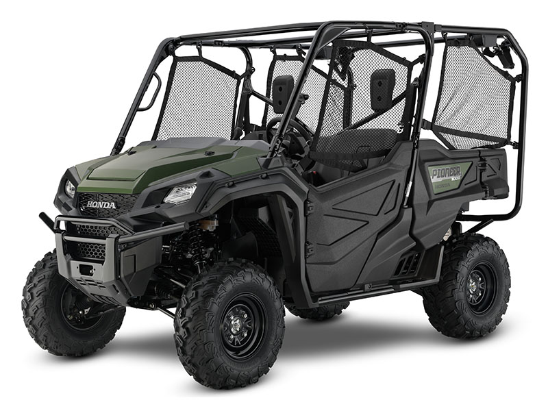 2019 Honda Pioneer 1000-5 in Crystal Lake, Illinois - Photo 1
