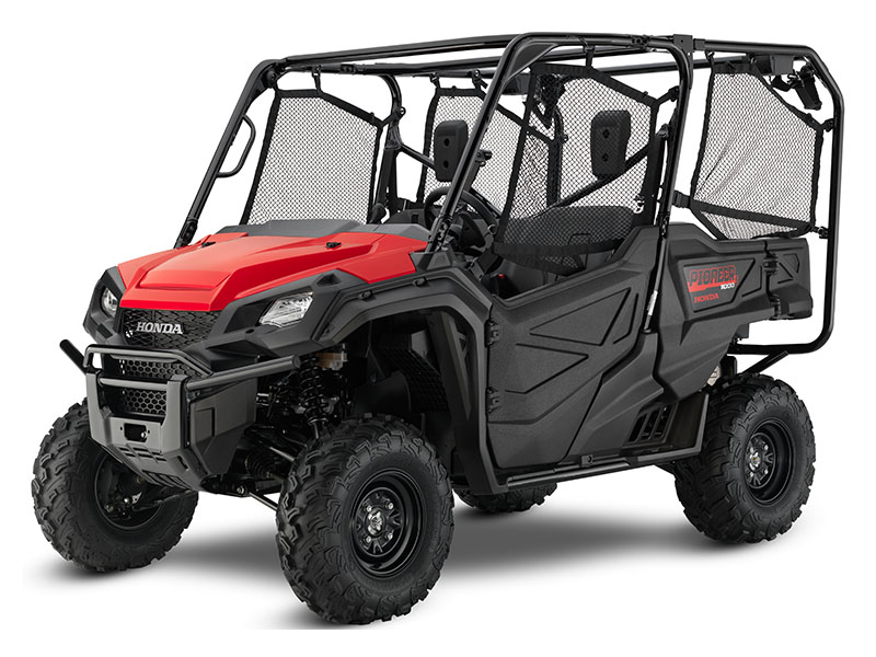 2019 Honda Pioneer 1000-5 in Norfolk, Virginia - Photo 1