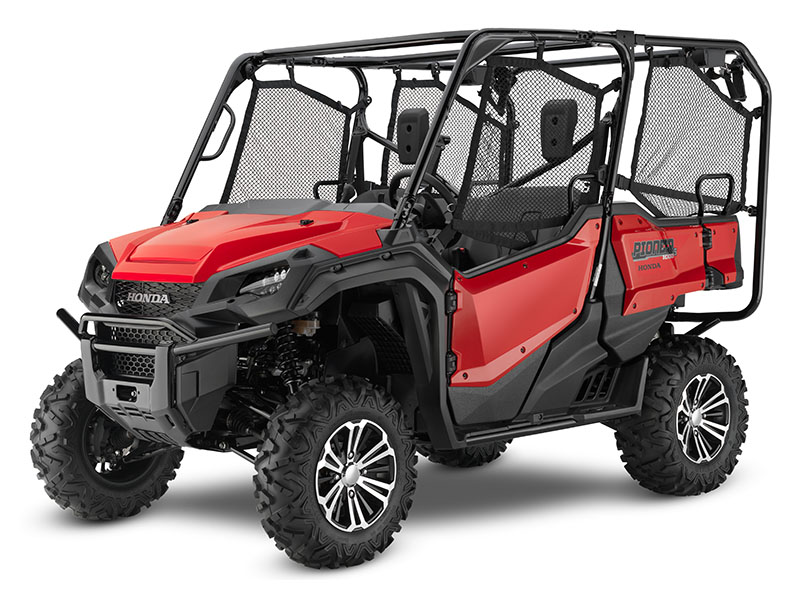 2019 Honda Pioneer 1000-5 Deluxe in Belle Plaine, Minnesota - Photo 8