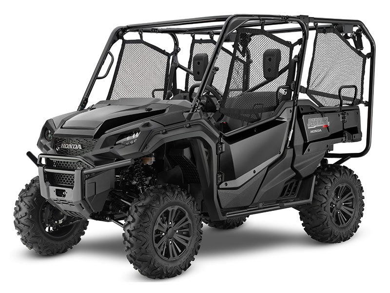 2019 Honda Pioneer 1000-5 Deluxe in San Francisco, California - Photo 1