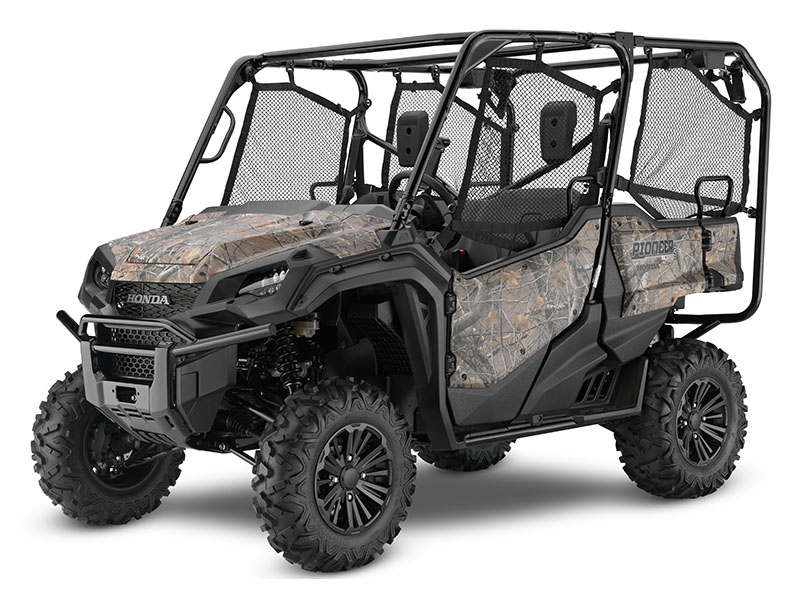 2019 Honda Pioneer 1000-5 Deluxe in West Bridgewater, Massachusetts - Photo 1