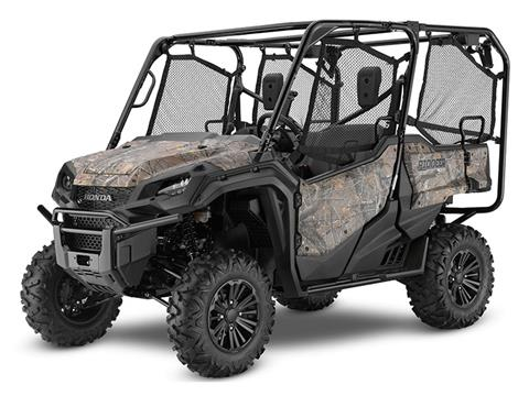 2019 Honda Pioneer 1000-5 Deluxe in Danbury, Connecticut