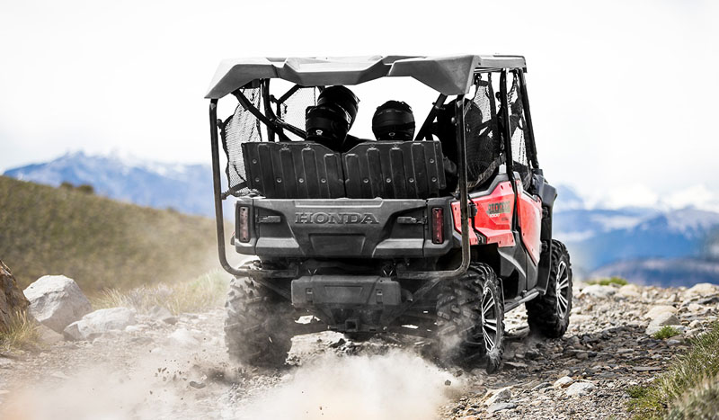 2019 Honda Pioneer 1000-5 Deluxe in West Bridgewater, Massachusetts - Photo 3