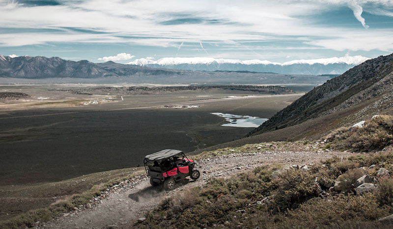 2019 Honda Pioneer 1000-5 Deluxe in Missoula, Montana - Photo 8