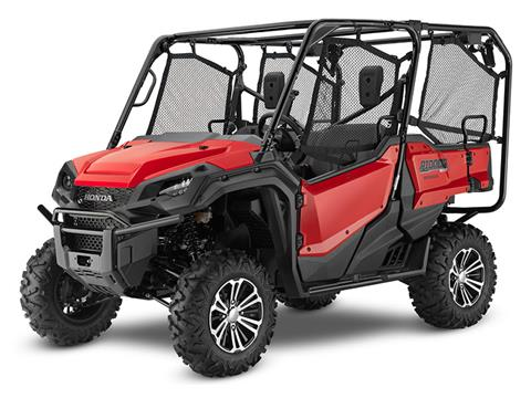 2019 Honda Pioneer 1000-5 Deluxe in Monroe, Michigan - Photo 1