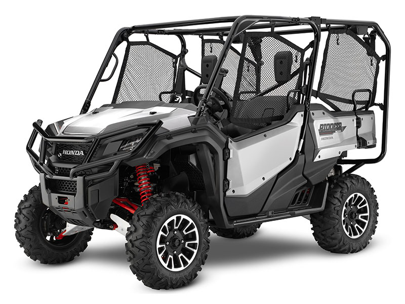 2019 Honda Pioneer 1000-5 LE in San Francisco, California - Photo 1