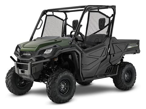 2019 Honda Pioneer 1000 in Baldwin, Michigan