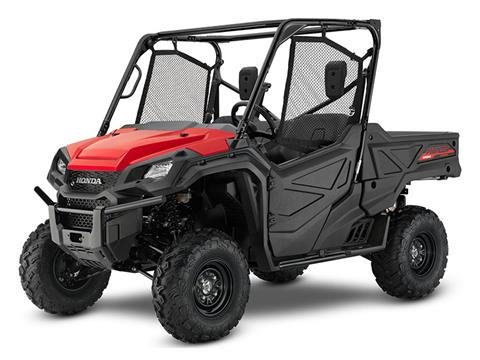 2019 Honda Pioneer 1000 in West Bridgewater, Massachusetts