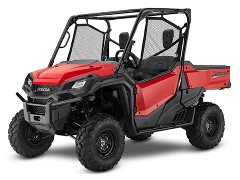 2019 Honda Pioneer 1000 EPS in Iowa City, Iowa