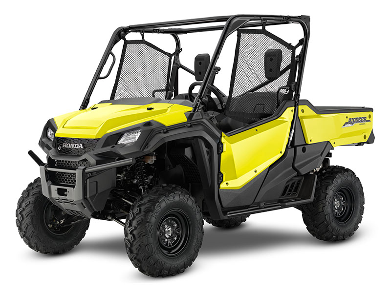 2019 Honda Pioneer 1000 EPS in Greeneville, Tennessee - Photo 8