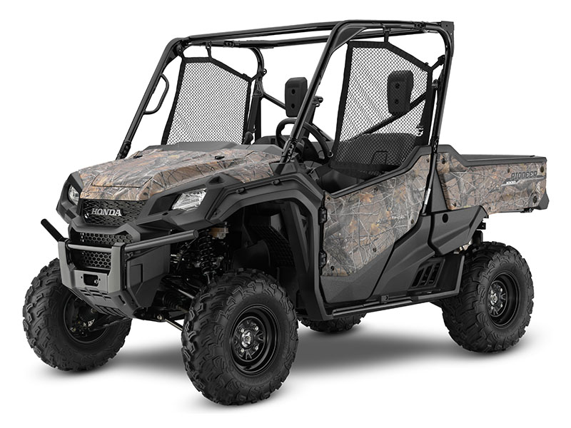 2019 Honda Pioneer 1000 EPS in Escanaba, Michigan - Photo 1