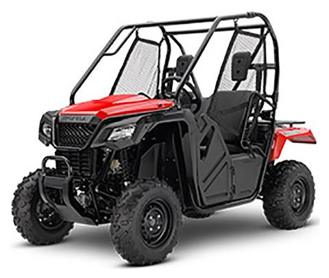 2019 Honda Pioneer 500 in Prosperity, Pennsylvania