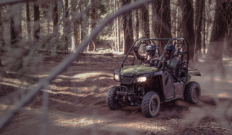 2019 Honda Pioneer 500 in West Bridgewater, Massachusetts - Photo 6