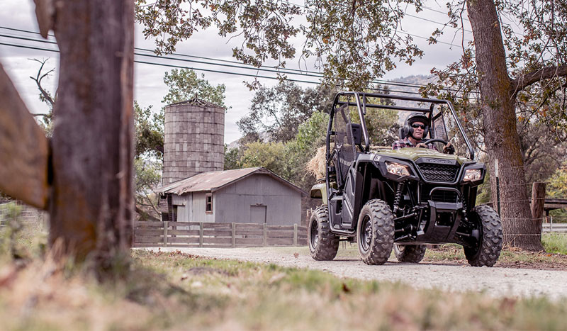 2019 Honda Pioneer 500 in West Bridgewater, Massachusetts - Photo 7