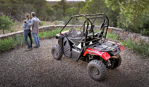 2019 Honda Pioneer 500 in West Bridgewater, Massachusetts - Photo 13