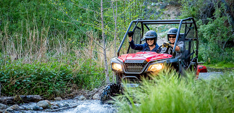 2019 Honda Pioneer 500 in West Bridgewater, Massachusetts - Photo 11
