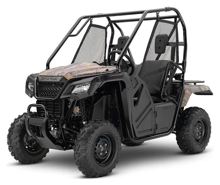 2019 Honda Pioneer 500 in West Bridgewater, Massachusetts - Photo 1