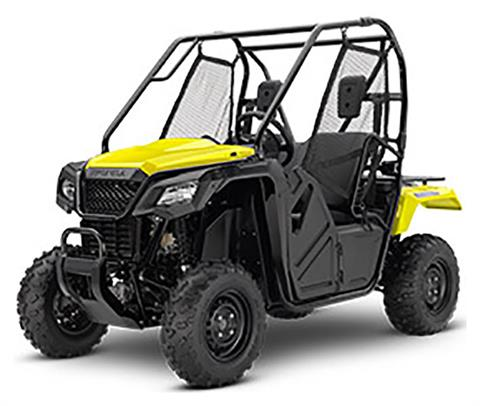 2019 Honda Pioneer 500 in Sumter, South Carolina