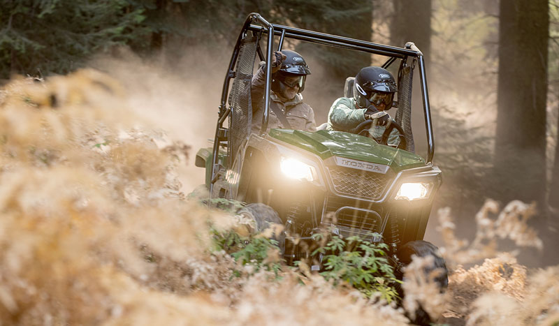 2019 Honda Pioneer 500 in Hicksville, New York - Photo 9